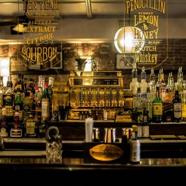Perfect Bars for After Work in New York City