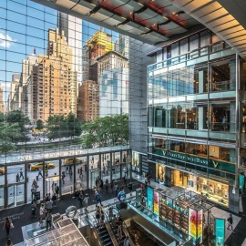 Best Shopping Malls in NYC