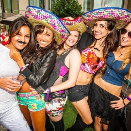 Join Tampa's Downtown Crawlers for a Cinco de Mayo and Pre-Cinco de Mayo Bar Crawl Experience Like None Other!