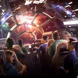 Star Wars: Galaxy's Edge | New Walt Disney World Star Wars Land Opens August 29th
