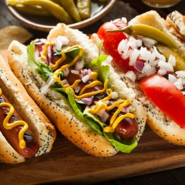 Best Hot Dogs in Brevard County