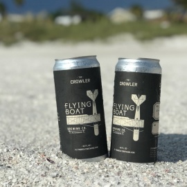 Fly High with Flying Boat Brewing Company Inspired by St. Pete History and Community