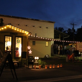 First Friday at Railroad Square Art Park in Tallahassee