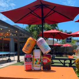Mandeville Beer Garden Brings a Craft Experience to Sarasota!