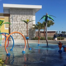 Splash Pads & Water Parks In Daytona Beach