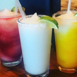 Frozen Drinks In Daytona Beach