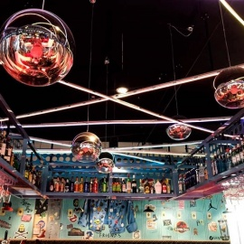 GenX Tavern in Downtown Tampa Takes You Back to the 80s and 90s
