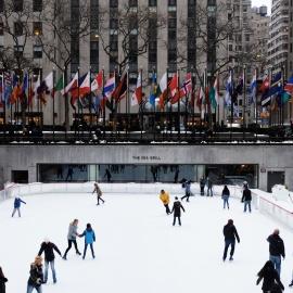 Skating Rinks in New York City