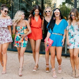 Celebrate Summer in Style with Downtown Crawlers' First-Ever Rompers & Mimosas