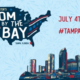Boom by the Bay Brings a Bang to Tampa This Fourth of July