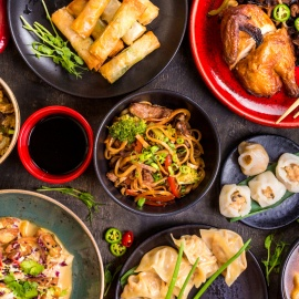 Best International Restaurants in NYC