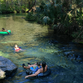 Where To Go Tubing In The Orlando Area