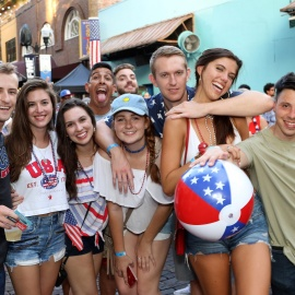 4th of July Parties, Fireworks Shows, And More Things To Do in Orlando This Weekend