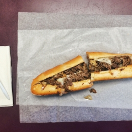 Best Cheesesteaks in Tampa   Authentic Philly, Amoroso Rolls