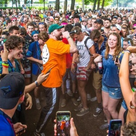 The Lakeshore Stage Brings Up & Coming Artists to Lollapalooza 2019 in Chicago!