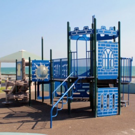 Parks with Playgrounds in Daytona