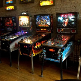 Retro Gaming Bars in Chicago