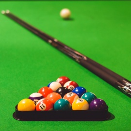 Pool Halls in New York City | Billiards in NYC