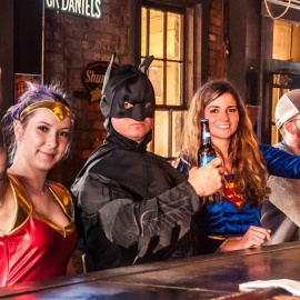 Find Out-of-This-World Fun and More at Tampa's Comic Bar Crawl: Storming Area 51, Hosted by Downtown Crawlers