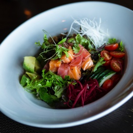 Where To Find The Best Poke Bowls in St Pete and Clearwater