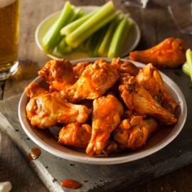 Best Places to Eat Wings in Daytona