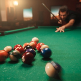 Rack 'em Up at These Bars with Pool Tables in Daytona