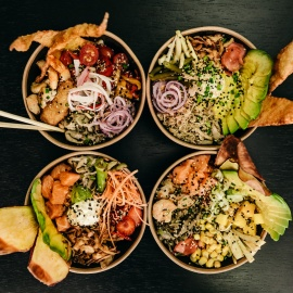Where To Find The Best Poke Bowls in Chicago