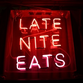 Late Night Eats on International Drive