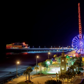 Things To Do At Night in Daytona Beach