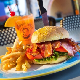 Best Bar Food in Daytona Beach
