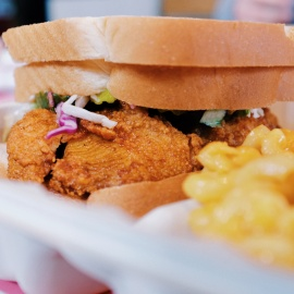 Hot and Juicy Chicken Sandwiches in Cocoa Beach