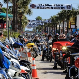 Biketoberfest Events in Daytona