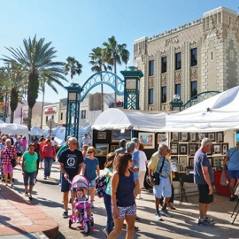Fun Fall Festivals in Daytona