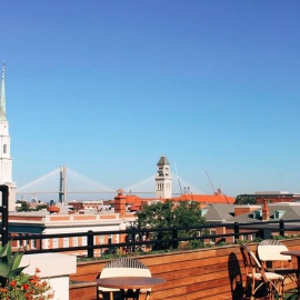 Best Rooftop Bars in Savannah