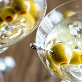Where To Enjoy Martinis in Daytona