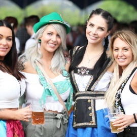Oktoberfest Events in Dallas