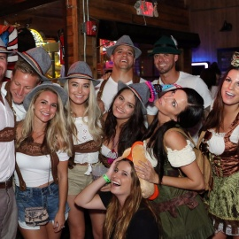 PROST To An Annual Tradition - Oktoberfest Orlando Pub Crawl