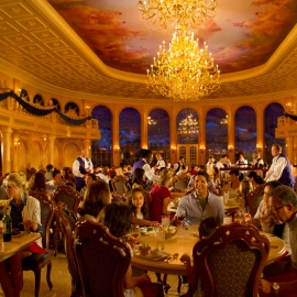Disney Restaurants Open On Thanksgiving In Orlando