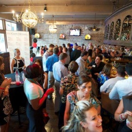 Newly Opened Orlando Restaurant American Social Hosts Red Carpet Monday Event