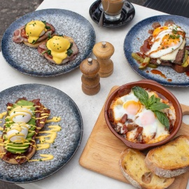 Where To Find The Best Brunch in New Smyrna Beach