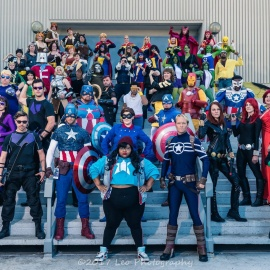 Charity Halloween Event In Orlando Invites You To Cosplay For A Cause
