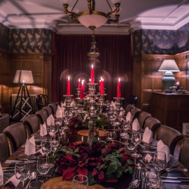 Fine Dining Restaurants in Tallahassee with Private Rooms for Your Holiday Party!