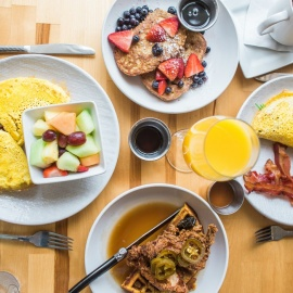 Where To Find The Best Brunch in College Park