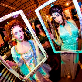 Sssh It's A Secret: Art Party X 4AHERO – Pensacola's Coolest Halloween Event!