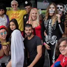 Be Merry and Scary at Tampa's 3rd Annual Halloween Bar Crawl Hosted by Downtown Crawlers