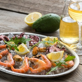Seafood Restaurants in Ormond Beach