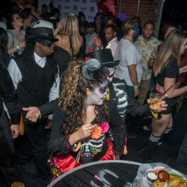 Spirits, Ghouls, And Frights This Halloween On Shots Street