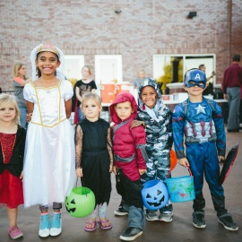 Family-Friendly Halloween Events in Las Vegas