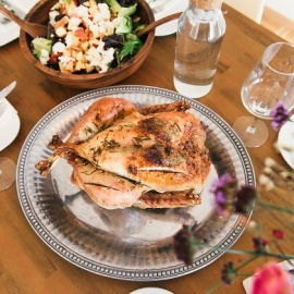 Thanksgiving Feasts Without Cooking from Clearwater to St. Petersburg