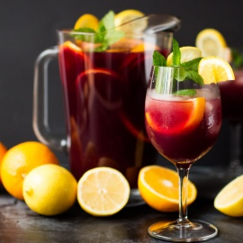 Where To Find Sangria in Orlando | Refreshing and Delicioius